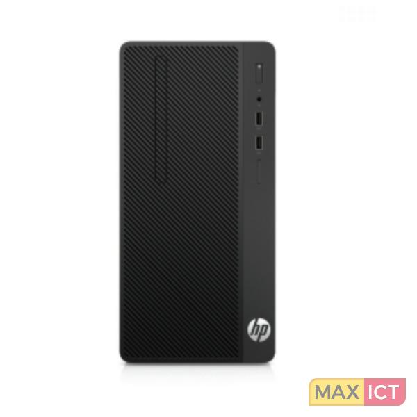 HP 290 G1 3.4GHz i5-7500 Micro Tower Zwart PC