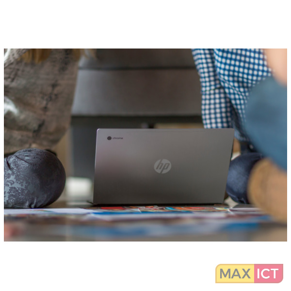 "HP Chromebook 13 G1 Zilver 33,8 cm (13.3"") 3200 x 1800 Pixels Intel Pentium 4405Y 4 GB LPDDR3-SDRAM 32 GB eMMC"