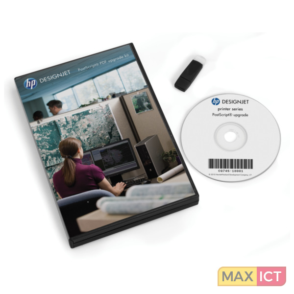 HP DesignJet PostScript/pdf-upgradekit