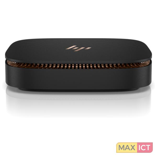 HP Elite Slice 3.2GHz i3-6100T USFF Zwart