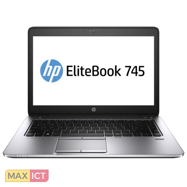 "HP EliteBook 745 G2 Zwart Mobiele thin client 35,6 cm (14"") 1366 x 768 Pixels AMD PRO A6 PRO A6-7050B 4 GB DDR3-SDRAM 16 GB SSD"