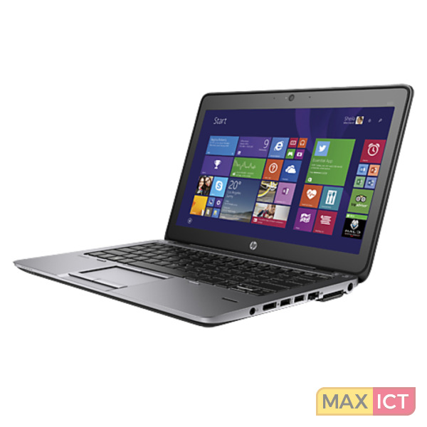 "HP EliteBook 820 G2 Zwart, Zilver Notebook 31,8 cm (12.5"") 1920 x 1080 Pixels Vijfde generatie Intel® Core™ i7 i7-5500U 8 GB DDR3L-SDRAM 256 GB SSD 3G 4G"