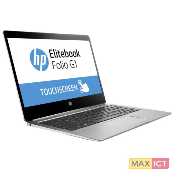 "HP EliteBook Folio G1 1.1GHz m5-6Y54 12.5"" 3840 x 2160Pixels Touchscreen Zilver"