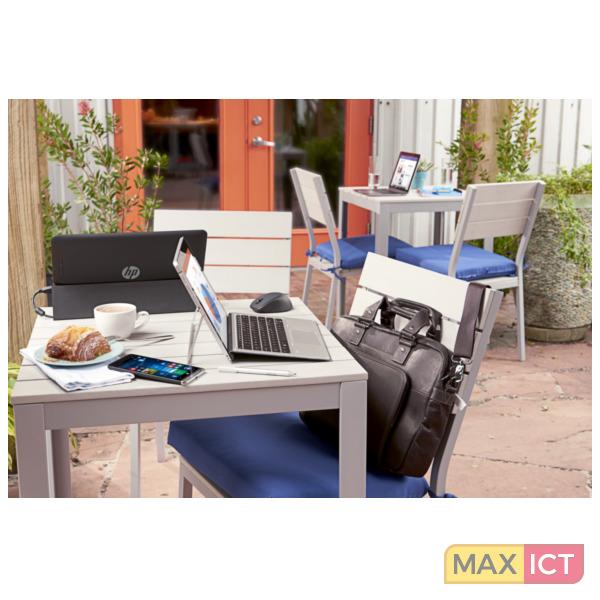 "HP EliteBook Folio G1 Zilver Notebook 31,8 cm (12.5"") 1920 x 1080 Pixels Intel Core™ M m5-6Y54 8 GB DDR4-SDRAM 512 GB SSD"