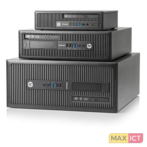 HP EliteDesk 800 G1 TWR Vierde generatie Intel® Core™ i5 i5-4570 4 GB DDR3-SDRAM 500 GB HDD Zwart Micro Tower PC