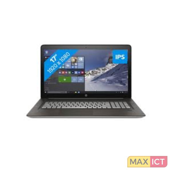 "HP ENVY 17-n110nb Grijs, Wit Netbook 43,9 cm (17.3"") 1920 x 1080 Pixels Zesde generatie Intel Core™ i5 i5-6200U 8 GB DDR3L-SDRAM 1000 GB HDD"