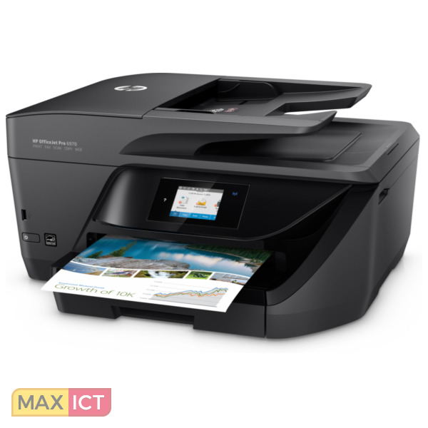 HP OfficeJet Pro 6970 Thermische inkjet A4 Wi-Fi
