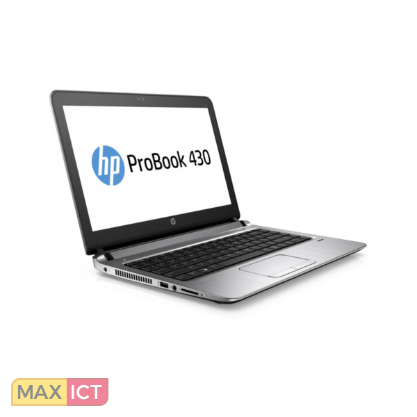 "HP ProBook 430 G3 Zwart, Zilver, Grijs Notebook 33,8 cm (13.3"") 1366 x 768 Pixels Zesde generatie Intel Core™ i3 i3-6100U 4 GB DDR3L-SDRAM 256 GB SSD"