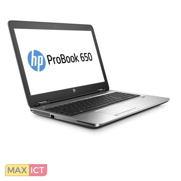 HP ProBook 650 G2 - i5 6200U 2.3GHz - 8GB RAM - 128GB SSD - DVD - 15.6inch - HD Graphics 520 - Win 7 Pro 64 bits - Win 10 Pro