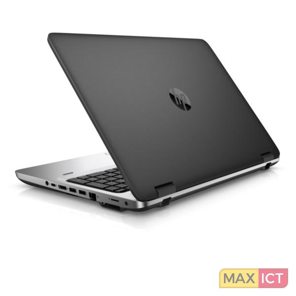 "HP ProBook 650 G2 Zilver Notebook 39,6 cm (15.6"") 1920 x 1080 Pixels Zesde generatie Intel® Core™ i5 i5-6200U 8 GB DDR4-SDRAM 256 GB SSD"