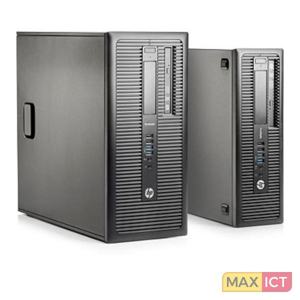 HP ProDesk 600 G1 SFF DDR3-SDRAM 1000 GB HDD Zwart PC