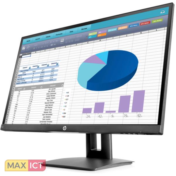 "HP VH27 LED display 68,6 cm (27"") Full HD Flat Zwart"
