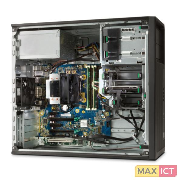 HP Z240 Tower 4.2GHz i7-7700K Toren Zwart PC