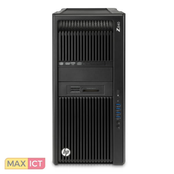 HP Z840 2,4 GHz Intel Xeon E5 v3 E5-2620V3 Zwart Toren Workstation