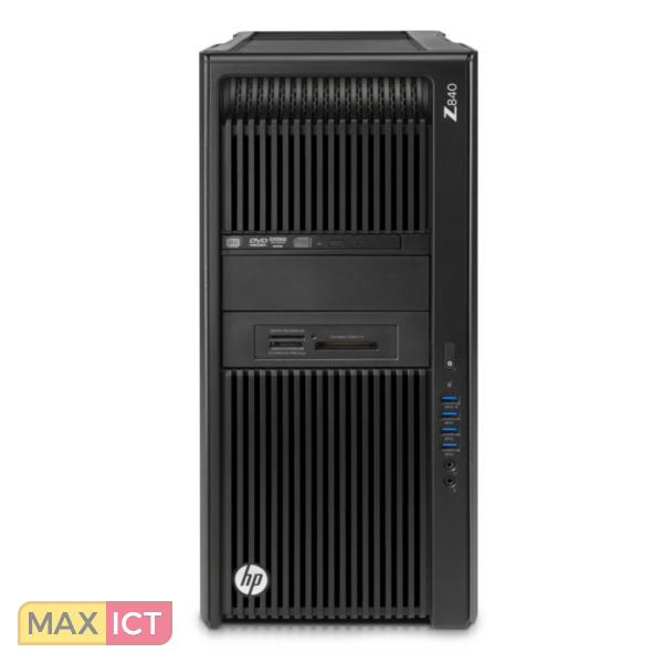 HP Z840 Intel® Xeon® E5 v3 E5-2620V3 128 GB DDR4-SDRAM 500 GB HDD Zwart Toren Workstation