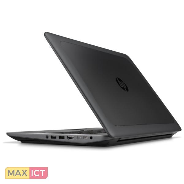 "HP ZBook 15 G4 2.9GHz i7-7820HQ 15.6"" 1920 x 1080Pixels Zwart Mobiel werkstation"