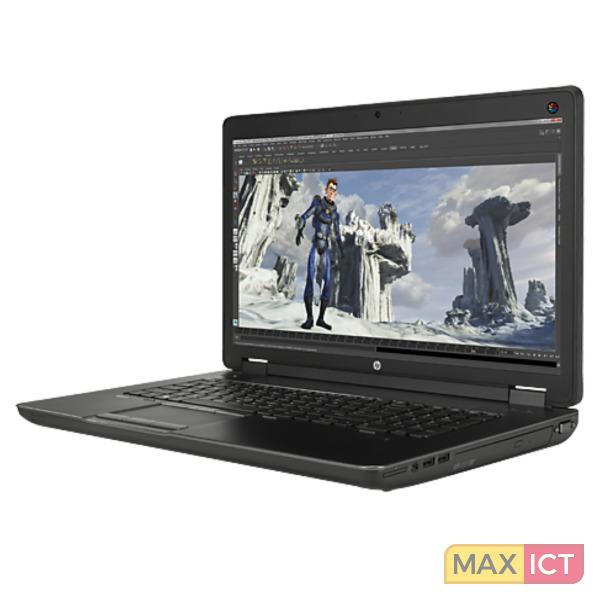 "HP ZBook 17 G2 Zwart Mobiel werkstation 43,9 cm (17.3"") 1920 x 1080 Pixels Vierde generatie Intel® Core™ i7 i7-4710MQ 8 GB DDR3L-SDRAM 750 GB HDD"