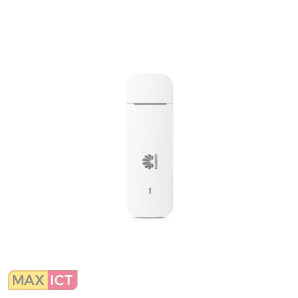 Huawei E3372h-153 4G LTE dongle 2 antenne aansluitingen Wit