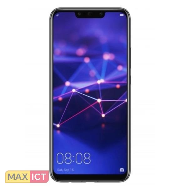 Huawei Mate 20 lite zwart - Dual SIM
