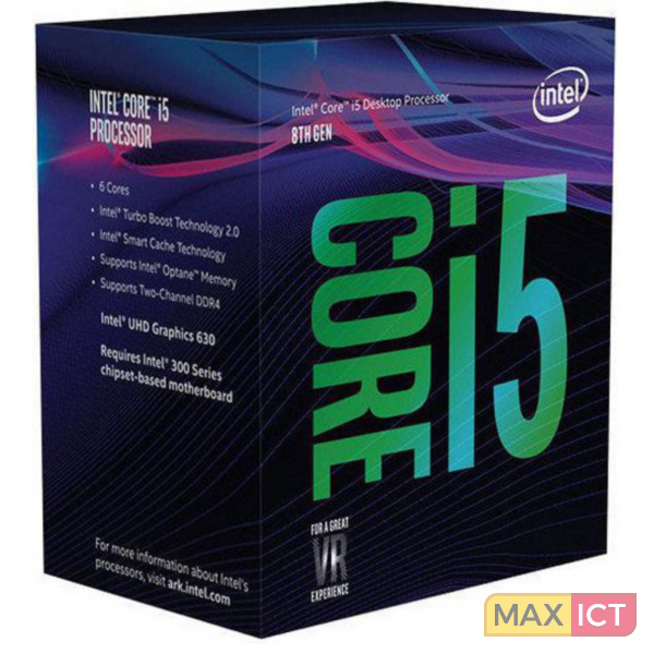 Intel Core i5 3.6 GHz Processor