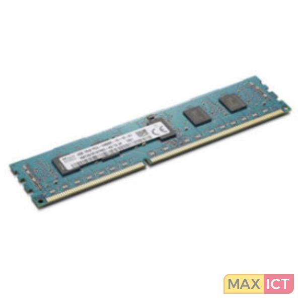 Lenovo 4GB DDR3-1866 ECC-UDIMM geheugenmodule 1866 MHz