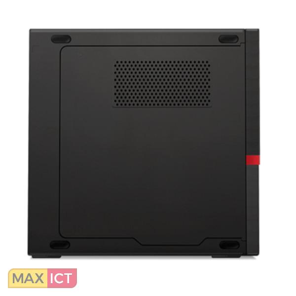 Lenovo ThinkCentre M720q Intel 8 stukse generatie Core™ i5 i5-8400T 8 GB DDR4-SDRAM 256 GB SSD Zwart Mini PC