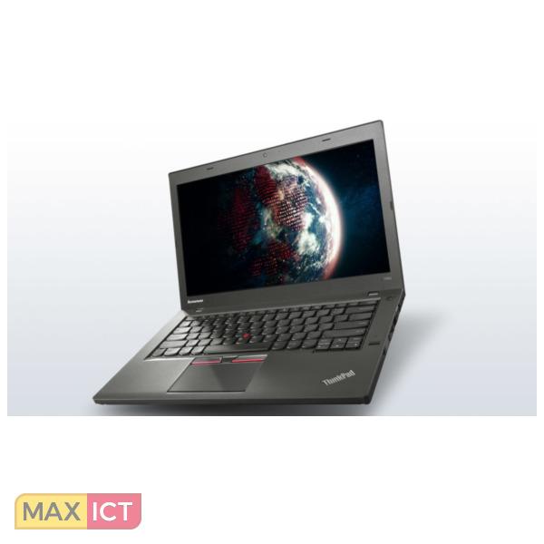 """Lenovo ThinkPad T450 Zwart Notebook 35,6 cm (14"""") 1600 x 900 Pixels Vijfde generatie Intel® Core™ i7 i7-5600U 8 GB DDR3L-SDRAM 256 GB SSD 3G 4G"""