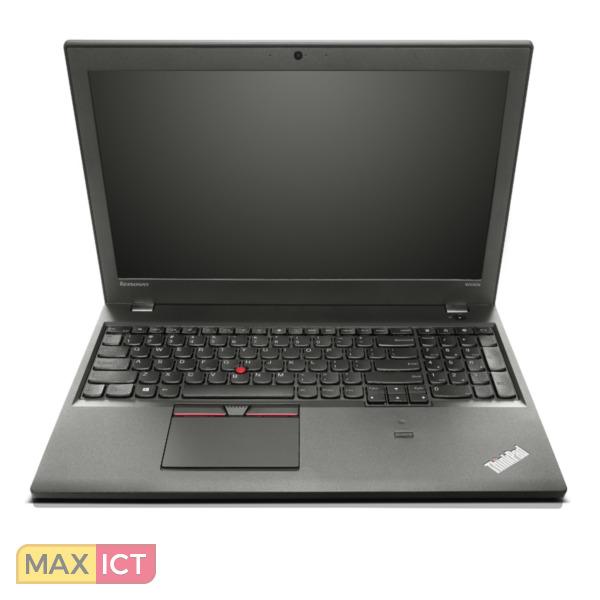 """Lenovo ThinkPad W550s Zwart Notebook 39,6 cm (15.6"""") 1920 x 1080 Pixels Vijfde generatie Intel Core™ i5 i5-5300U 4 GB DDR3L-SDRAM 500 GB Hybride hdd"""