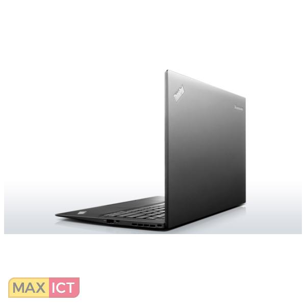 "Lenovo ThinkPad X1 Carbon Zwart Ultrabook 35,6 cm (14"") 2560 x 1440 Pixels Touchscreen Vierde generatie Intel® Core™ i5 i5-4200U 8 GB DDR3-SDRAM 180 GB SSD 3G"