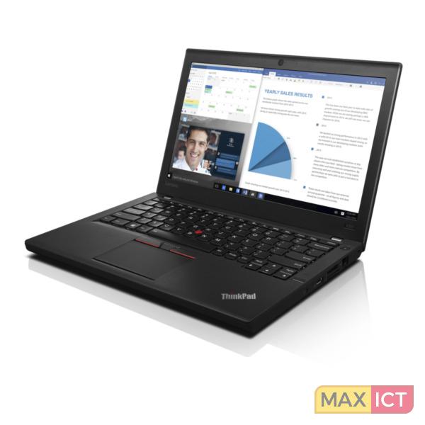 "Lenovo ThinkPad X260 Zwart Notebook 31,8 cm (12.5"") 1366 x 768 Pixels Zesde generatie Intel® Core™ i5 i5-6200U 8 GB DDR4-SDRAM 192 GB SSD"