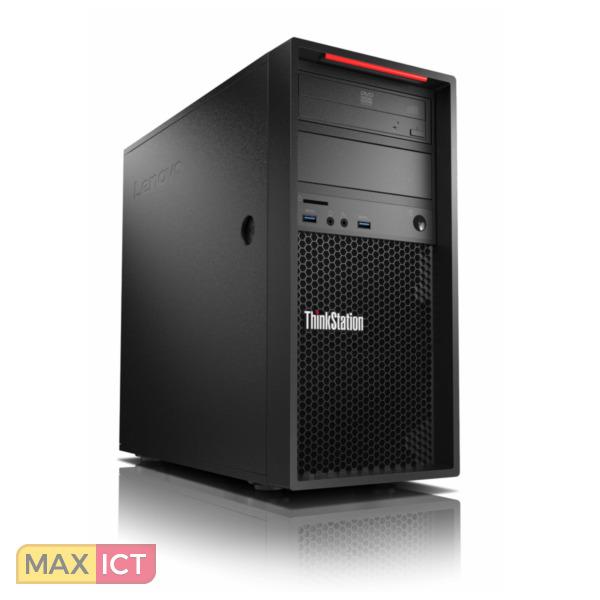 Lenovo ThinkStation P320 4.2GHz i7-7700K Toren Zwart Workstation