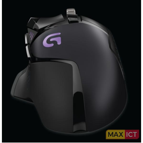Logitech G502 Proteus Spectrum Gaming Muis