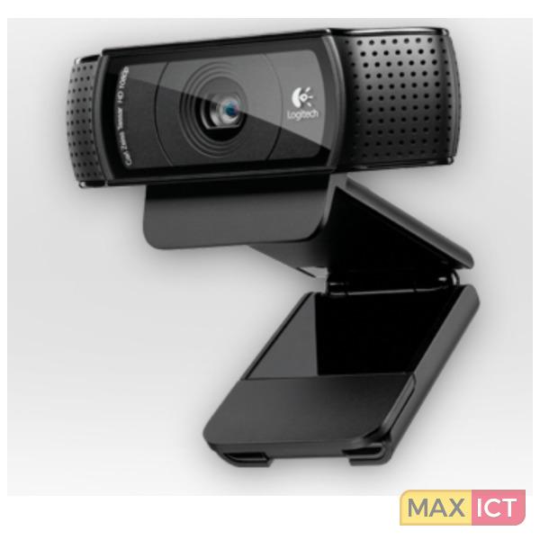 Logitech HD Pro C920 1920 x 1080Pixels USB 2.0 Zwart webcam