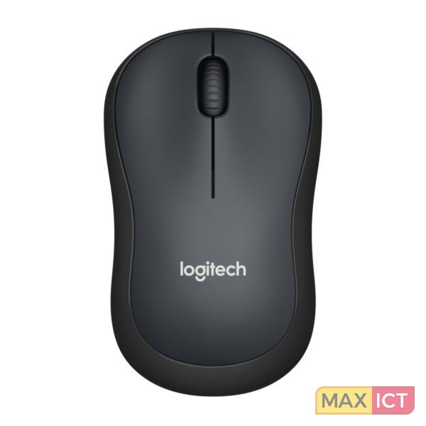 Logitech M220 muis RF Wireless Optical 1000 DPI Ambidextrous