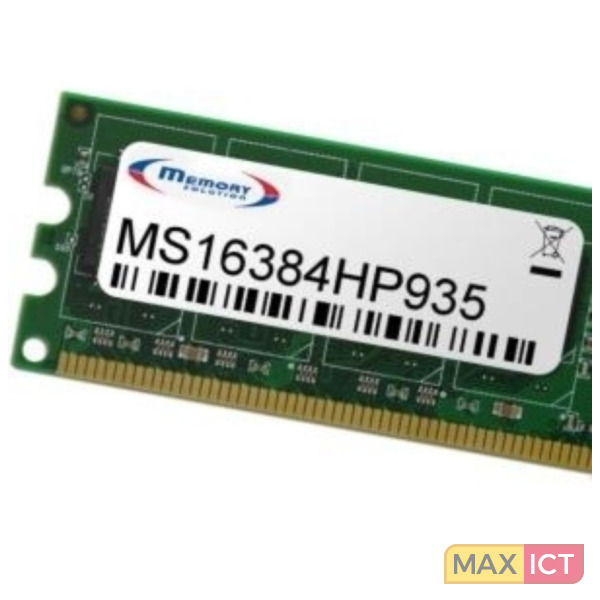 Max ICT Memory Solution MS16384HP935 16GB geheugenmodule
