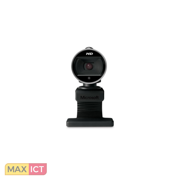 Microsoft LifeCam Cinema 1MP 1280 x 720Pixels USB 2.0 Zwart webcam