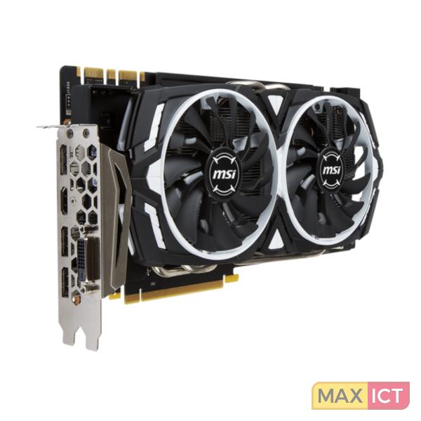 MSI V330-003R GeForce GTX 1070 8GB GDDR5 videokaart