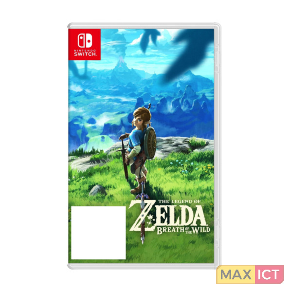 Garderobe In Engels.Nintendo The Legend Of Zelda Breath Of The Wild Kopen Max Ict B V
