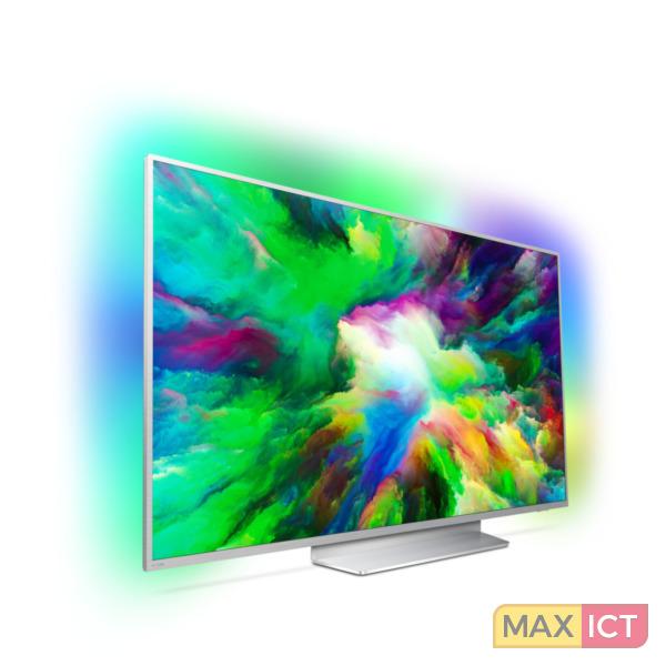 Philips 55PUS7803/12 Ultraslanke 4K UHD LED Android TV