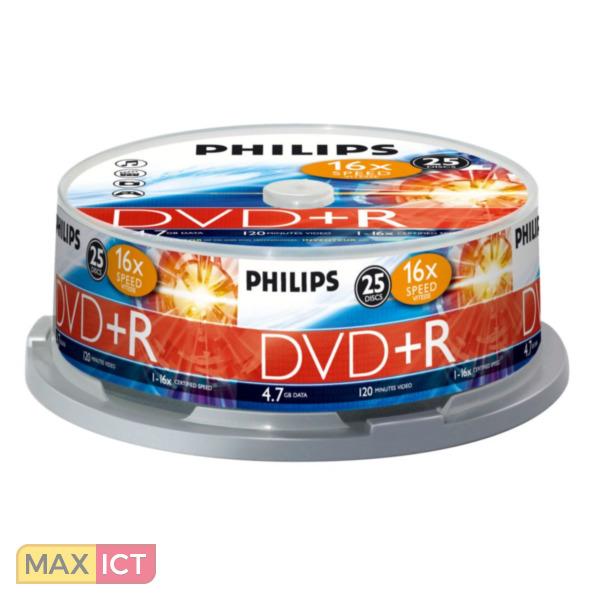 Philips Dvd+r dr4s6b25f/00