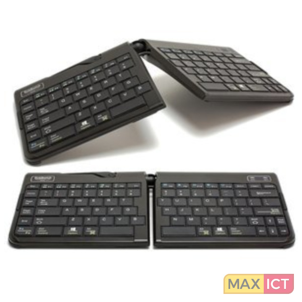 R-Go Tools Goldtouch Travel Go2 Bluetooth Toetsenbord QWERTY