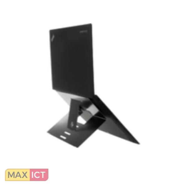 R-Go Tools R-Go Riser Attachable Laptopstandaard, geïntegreerd, verstelbaar, zwart