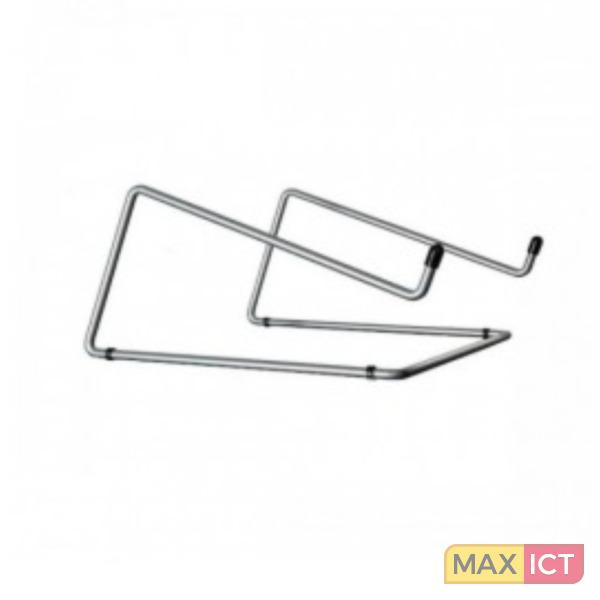 R-Go Tools R-Go Steel Office Laptopstandaard, zilver