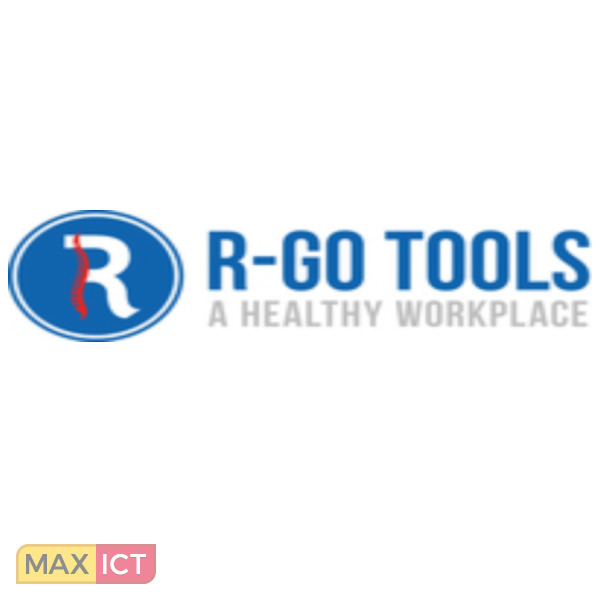 R-Go Tools R-Go Steel Travel Laptopstandaard, wit