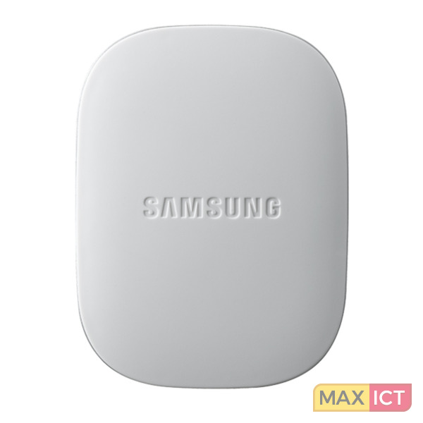 Samsung SNH-E6440BN IP-beveiligingscamera Buiten Rond Wit 1920 x 1080Pixels