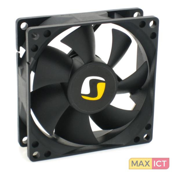 Silentiumpc Mistral 80 Computer Behuizing Ventilator