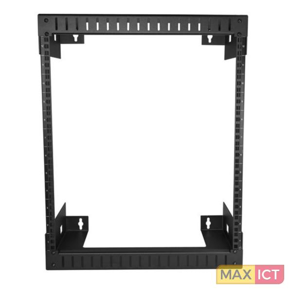 Startech 12u Wandmonteerbaar Server Rack Open Frame Kast 30 Cm Diep