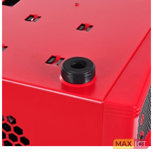 ThermalTake ARMOR A30i Speed Edition Mini-Toren Rood computerbehuizing