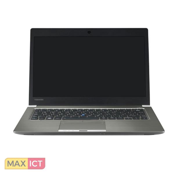 "Toshiba Portégé Z30-C-10N Grijs, Metallic Notebook 33,8 cm (13.3"") 1920 x 1080 Pixels Zesde generatie Intel Core™ i5 i5-6200U 4 GB DDR3L-SDRAM 128 GB SSD"