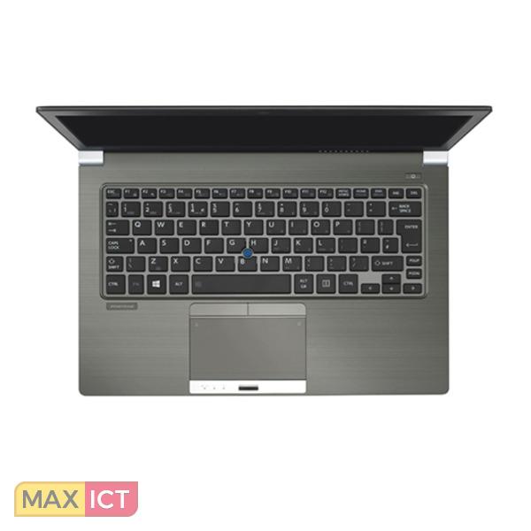 "Toshiba Portégé Z30-C-10N Grijs, Metallic Notebook 33,8 cm (13.3"") 1920 x 1080 Pixels Zesde generatie Intel® Core™ i5 i5-6200U 4 GB DDR3L-SDRAM 128 GB SSD"